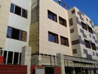 Керамогранитные фасады